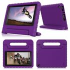 For Amazon Kindle Fire 7 HD 8 Kids Safe Tough EVA Foam Stand Handle Case Cover