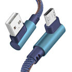 90 Degree Angle Fast Charge Type C Cable Rapid Power Cord L Charger USB-C 3.1