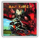 Iron Maiden Album Cover Drink Coaster. 16 Album Options.