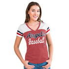 Los Angeles Angels of Anaheim Womens G-III Playoff T-Shirt - Medium - NWT on Ebay
