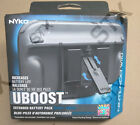 Nyko Uboost Extended Battery Pack for Wii U GamePad 2X Play Time White or Black
