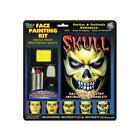 Wolf Face Painting Kits Professional Quality Clown, Vampire, Skull(3 Styles) New