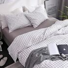 Bedding Comforter Sets Black And White Duvet Cover Twin Double Queen King