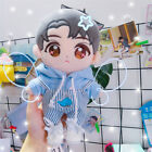 New KPOP EXO XOXO Chanyeol Doll Coat 20CM Rompers Blue Hoodie Handmade Clothes