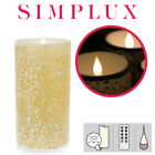 Simplux - Cracklé Glass - Champagner