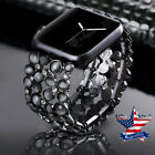 Women's Rhinestone Band For Apple Watch Iwatch Bracelets Wrist Watch Bands Strap image