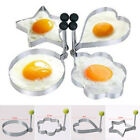 Fried Egg Mold Stainless Metal Pancake Ring Shaper Kitchen Cooking Styling Tool*