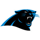 Carolina Panthers NFL Football Vinyl Sticker Car Truck Window Decal Laptop Yeti $2.75 USD on eBay