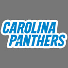 Carolina Panthers NFL Football Vinyl Sticker Car Truck Window Decal Laptop $2.99 USD on eBay