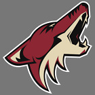 Arizona Coyotes NHL Hockey Vinyl Sticker Car Truck Window Decal Laptop Yeti Wall $5.49 USD on eBay