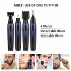 Pubic Hair Trimmer Bikini Cordless Adjustable Beard Body Men Rechargeable Shaver