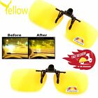 Sunglasses Day Night Polarized Vision Clip on Lens Driving Glasses for Man&Women