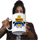 Funny Mugs Worlds Finest Beard Beard Moustache GIANT MUG