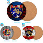 Florida Panthers Wood Coaster Coffee Cup Mat Mug Pad Table Decor $3.49 USD on eBay