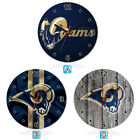 St. Louis Rams Sport Wooden Wall Clock Modern Home Room Decoration on eBay