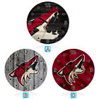 Arizona Coyotes Sport Wooden Wall Clock Modern Home Room Decoration $11.99 USD on eBay