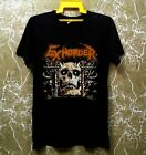 Exhorder European Summer Tour 2018 T-Shirt Black Reprint Size S to 2XL image