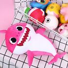 Baby Kids Plush Shark Singing English Song Toy Cartoon Music Doll Musical Toy US