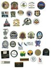 U.S. Open & PGA Golf Pins Pin Choice Travelers GHO TPC NEC Buick Masters Players