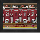 NFL | Locker Room Prints | Personalized | Framed | NFL | All 32 Teams Available $52.25 USD on eBay