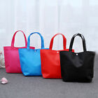 Foldable Shopping Bag Reusable Fabric Non-woven Shoulder Bags Tote Cloth Bags