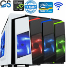 Fast Gaming Pc Desktop Computer Intel Core I5 1tb 16gb Ram 2gb Gt710 Windows 10