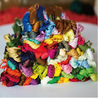 Внешний вид - 250 Colors Cotton Line Floss Sewing Skeins Cross Stitch Thread Color Embroidery