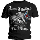 Iron Maiden 'Sketched Trooper' T-Shirt - NEW & OFFICIAL