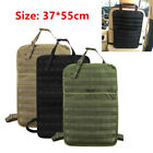 Car Seat Back Organizer Tactical MOLLE Panel Vehicle Seat Cover Protector Nylon $12.15 USD on eBay