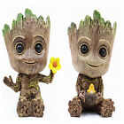 Guardians of the Galaxy Vol. 2 Baby Groot Figur Statue Blumentopf PVC Geschenk