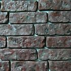 Concrete Plaster Wall Stone Cement Tiles Plastic Molds Brick Wall Decorative  image