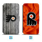 Philadelphia Flyers Leather Case For iPhone X Xs Max Xr 7 8 Plus Galaxy S9 S8 $7.99 USD on eBay