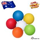 Golf Balls PU Foam Sponge Ball 12Pack 24Pack 5 Colors Indoor Outdoor Training