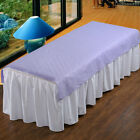 Elastic Beauty Massage Relaxation Table Cover SPA Cotton Bedsheet