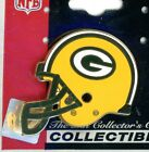 Packers Vintage Pin Choice 10 Pins,  4 new on card Green Bay NFL Coca -Cola Favre