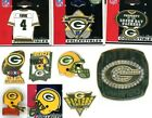 Packers Vintage Pin Choice 10 Pins, 4 new on card Green Bay NFL Coca -Cola Favre on eBay