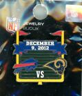 Bills 2012 & 2013 Game Day Pin Choice 9 pins Jets Rams Dolphins Falcons Ravens +