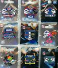 Bills 2012 & 2013 Game Day Pin Choice 9 pins Jets Rams Dolphins Falcons Ravens + on eBay