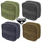 Condor MA77 4x4 Tactical Tool Hunting Utility Modular MOLLE Multi-Function Pouch