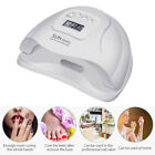 80W UV LED Nail Dryer for Gels Polish With Sensor Sun Light Lamp sun Nail lamp
