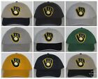 Milwaukee Brewers Polo Style Cap ⚾Hat ⚾CLASSIC MLB PATCH/LOGO ⚾11 HOT COLORS⚾NEW on Ebay