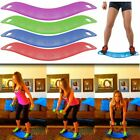 Simply Yoga Fit Twist Balance Board Gym Trainer Workout Fitness Exercise US image