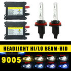 2pcs Headlight Lamp Bulbs High/Low Beam HID Xenon Conversion Kit 9005 35W 3600LM $17.89 USD on eBay