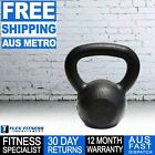 Armortech Cast Iron Kettlebell 20kg - 32kg Weight Fitness Exercise Home Gym