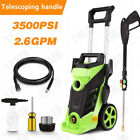 3500PSI 2.6GPM Electric High Power Pressure Washer Household Cleaner Machine Kit photo