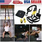 Resistance Bands Fitness Hanging Training Straps Gym workout Crossfit Suspension image