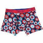 Dm Merchandising Two Left Feet Men'S Trunks Briefs Underwear, Patriotic Usa Amer