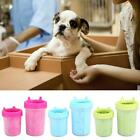 Dog Cat Foot Wash Cup Soft Silicone Brush Washing Paw Cups Pet Cleaning Supplies