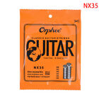 1 Set Classic Classical Guitar Strings Nylon and Silver Plated Wire NX Series TE