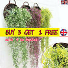 Artificial Fake Hanging Flower Vine Plant Home Garden Decoration In/outdoor Sn